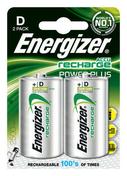 PILE RECHARGEABLE D 2500MAH 1.2V NIMH ENERGIZER B2 - Piles - Torches - Electricité & Eclairage - GEDIMAT