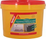 Pâte bitumineuse IGAKOL seau de 5kg - Protection des fondations - Matériaux & Construction - GEDIMAT
