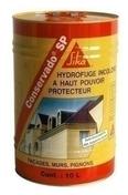 Hydrofuge de façade à haut pouvoir protecteur CONSERVADO SP bidon de 10L - Tuile à douille HP10 HUGUENOT diam.150mm coloris rouge - Gedimat.fr