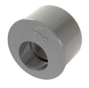 Tampon de réduction simple PVC Nicoll mâle diam.93mm femelle diam.50mm coloris gris - Poutre HERCULE section 27x16 long.4,50m pour portée utile de 3.5 à 4.1m - Gedimat.fr