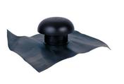 Chapeau de ventilation avec collerette d'étanchéité sans moustiquaire NICOLL pour tuyau PVC diam.100mm coloris tuile - Tuyau PER polyéthylène réticulé prégainé coloris bleu diam.12mm en couronne de 50m - Gedimat.fr