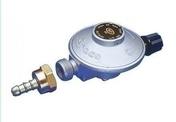 Détenteur gaz butane basse pression Camping 0,5kg/h mâle 20x150 NF avec raccord tétine - Alimentation gaz - Plomberie - GEDIMAT