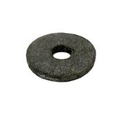 Rondelle bitume pour tirefond à bourrer diam.8mm en boîte de 100 pièces - Boulons - Ecrous - Rondelles - Quincaillerie - GEDIMAT