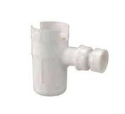 Entonnoir siphon pour chauffe-eau échappement diam.26x34 - Chauffe-eau et Accessoires - Salle de Bains & Sanitaire - GEDIMAT