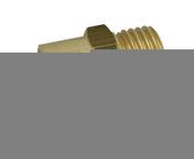 Raccord fer-cuivre droit laiton brut mâle 243GCU diam.12x17mm à souder diam.12mm 1 pièce - Eponge végétale cellulose fine dim.140x85x35mm en lot de 2 pièces - Gedimat.fr