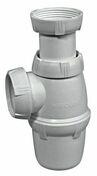 Siphon d'évier réglable gamme BASIC - Doublage isolant plâtre + polystyrène PREGYSTYRENE TH32 ép.10+20mm larg.1,20m long.2,50m - Gedimat.fr