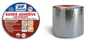 Bande d'étanchéité bitumineuse adhésive DIP ETANCH 100 rouleau larg.10cm long.10m gris - Protection des fondations - Matériaux & Construction - GEDIMAT