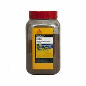 Colorant en poudre SIKACIM COLOR dose de 700g brun - Double rive sous-faîtière pour tuiles ROMANE-CANAL coloris vieilli terroir - Gedimat.fr