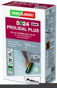 Mortier-colle améliorée C2 ET 5024 PROLIDAL PLUS sac de 5kg coloris blanc - Sous couche acoustique VELAPHONE CONFORT en rouleau long.20m larg.1,07m - Gedimat.fr