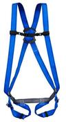 Harnais antichute 1 point d'accrochage dorsal bleu - Anti-chute - Couverture & Bardage - GEDIMAT