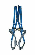 Harnais antichute 2 points d'accrochage dorsal et sternal bleu - Poutrelle en béton LEADER 158 haut.15cm larg.14cm long.7,00m - Gedimat.fr