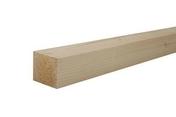 Liteau Pin des Landes petits nœuds brut section 32x32mm long.2m - Poutre VULCAIN section 20x40 cm long.3,50m pour portée utile de 2,6 à 3,10m - Gedimat.fr