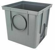 Regard pied chute PVC gris dim.25x25cm - Poutre VULCAIN section 25x55 cm long.6,00m pour portée utile de 5,1 à 5,60m - Gedimat.fr