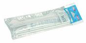 Entrée d'air aéraulique pour mortaise NICOLL long.250mm haut.12mm en kit complet pour menuiserie coloris blanc - Poutre NEPTUNE section 12x25 long.3,50m pour portée utile de 2.6 à 3.1m - Gedimat.fr