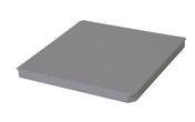Couvercle à clipser NICOLL pour regard PVC dimensions 250x250mm coloris gris clair - Raccord pour fenêtre VELUX sur ardoises EDN CK01 type 0000 pose encastrée - Gedimat.fr