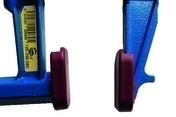 Protecteur en nylon pour serre-joints à pompe - Outillage du menuisier - Revêtement Sols & Murs - GEDIMAT