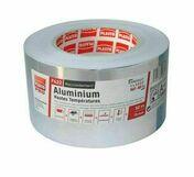Adhésif aluminium hautes températures tous usages M1 P622 - 50mx48mm - Colles - Adhésifs - Quincaillerie - GEDIMAT