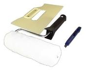 Lot pour application toile de verre 3 pièces - Scie égoïne spéciale plaque de plâtre JetCut long.55cm + scie à guichet spéciale plaque de plâtre - Gedimat.fr