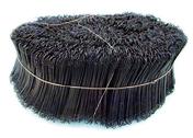 Lien à boucle recuit diam.1,1mm long.120mm 5000 pièces - Treillis soudé ST50 maille 10x30cm fil de 8mm long.6m larg.2,40m - Gedimat.fr
