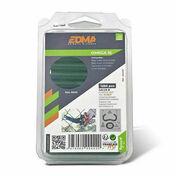 Agrafe OMEGA 16 galva A plastifié vert - boite de 1250 pièces - Grillages - Aménagements extérieurs - GEDIMAT