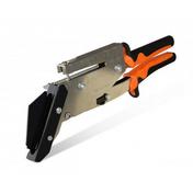 Pince à découper l'ardoise Mat 2 - Enclume de couvreur gaucher 400mm - Gedimat.fr