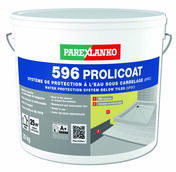 Système de protection à l'eau sous carrelage 596 PROLICOAT sac 20kg - Bache kraft adhésive P526 long.50m larg.90cm - Gedimat.fr