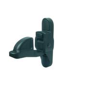 Arrêt automatique en composite 6x36mm noir - Quincaillerie de volets - Menuiserie & Aménagement - GEDIMAT