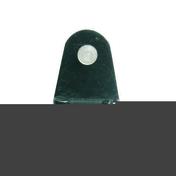 Butée pour arret noir - Quincaillerie de volets - Menuiserie & Aménagement - GEDIMAT