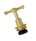 Tête de robinet laiton brut à potence diam.20x27mm en vrac 1 pièce - Pièces détachées robinetterie - Cuisine - GEDIMAT