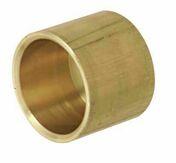 Bouchon laiton brut femelle à souder diam.22mm en vrac 1 pièce - Tubes et Raccords d'alimentation eau - Plomberie - GEDIMAT