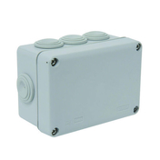 Boîte de dérivation électrique étanche IP55 rectangulaire long.110mm larg.80mm haut.50mm coloris gris - Poutrelle treillis Hybride RAID Long.béton 5.40m portée libre 5.35m - Gedimat.fr