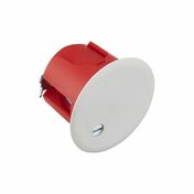 Boîte applique pour cloison creuse standard avec couvercle vendue en sachet - Panneau MDF+ poncé ép.19mm larg.2.07m long.2,80m - Gedimat.fr