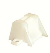Pontet plastique renforcé pour plaque PVC translucide profil nervuré haut.44mm en boîte de 100 pièces - Manchon à sertir NICOLL Fluxo pour tube multicouches diam.32mm raccord fixe femelle à visser diam.33x42mm - Gedimat.fr