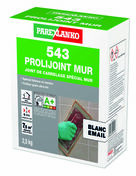 Joint de carrelage PROLIJOINT MUR 543 sac de 2,5kg coloris blanc émail - Mortier-colle normal C1 E 514 PROLIDAL sac de 25kg coloris gris - Gedimat.fr