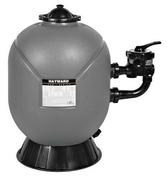Filtre à sable HAYWARD 14m3 vanne 6 voies latérales - Filtration - Aménagements extérieurs - GEDIMAT