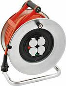 Enrouleur SILVER 40 longueur de câble 40m - Rallonges - Enrouleurs - Electricité & Eclairage - GEDIMAT