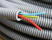 Gaine électrique ICTA diam.20mm préfilée multi-conducteurs 3G2,5mm² en couronne de 25m - Gaines - Tubes - Moulures - Electricité & Eclairage - GEDIMAT