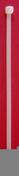 Collier de câblage incolore larg.3,6mm long.140mm en sachet de 20 pièces - Attaches - Raccordements - Accessoires - Electricité & Eclairage - GEDIMAT