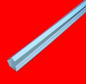 Moulure cache câble électrique larg.16mm haut.10mm coloris blanc long.2m - Compartiments professionnelle grand modèle 25 pièces - Gedimat.fr