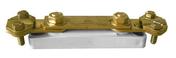 Barrette de coupure de terre basse à cosses pour conducteurs diam.6 à 12mm² - Faîtière ronde ventiléee à emboîtement (section ventilation 10cm²) pour tuiles TERREAL coloris chaumière - Gedimat.fr
