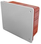 Boite de dérivation à encastrer pour cloison creuse dim.196x152mm profondeur 70mm - Modulaires - Boîtes - Electricité & Eclairage - GEDIMAT
