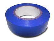 Ruban adhésif isolant électrique long.10m larg.15mm coloris bleu - Outillage de l'électricien - Electricité & Eclairage - GEDIMAT
