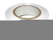 Ruban adhésif isolant électrique long.10m larg.15mm coloris blanc - Outillage de l'électricien - Electricité & Eclairage - GEDIMAT