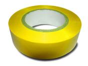 Ruban adhésif isolant électrique long.10m larg.15mm coloris jaune - Outillage de l'électricien - Outillage - GEDIMAT
