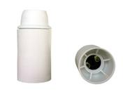 Douille électrique thermoplastique lisse culot à visser E14 coloris blanc - Fiches - Douilles - Adaptateurs - Electricité & Eclairage - GEDIMAT