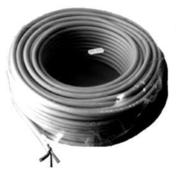 Câble électrique rond H05VVF diam.4G2,5mm² coloris gris en couronne de 5m - Fils - Câbles - Electricité & Eclairage - GEDIMAT