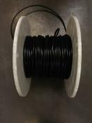 Câble électrique U1000R2V section 3G2,5mm² coloris noir vendu à la coupe au ml - Caniveau en pierre reconstituée INSTONE angle dim.30x30cm ép.5cm graphite - Gedimat.fr