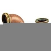 Siphon de baignoire en cuivre - Plinthe carrelage pour sol en grès cérame émaillé TIMES SQUARE larg.8cm long.34cm coloris gris - Gedimat.fr