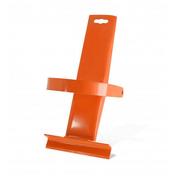 Levier à plaque avec étrier en acier FOOTPLAC - Couteau à enduire - 60cm - Gedimat.fr
