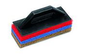 Gratton abrasif pour carreleur support + 3 abrasifs - Outillage du carreleur - Revêtement Sols & Murs - GEDIMAT